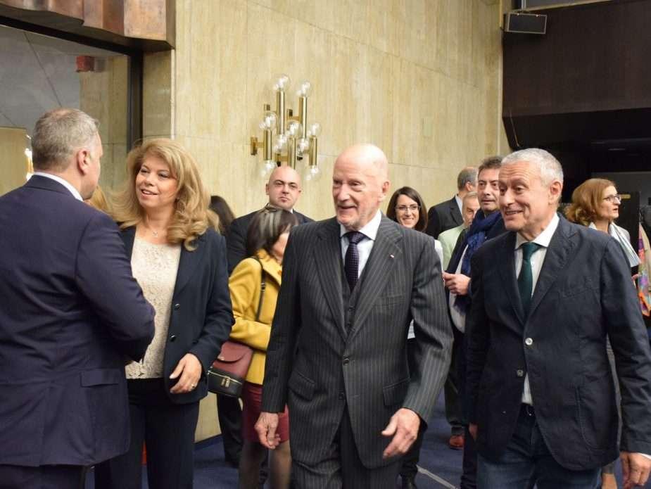 Соломон Паси, Симеон Сакскобурготски, Илиана Йотова, Петър Корумбашев