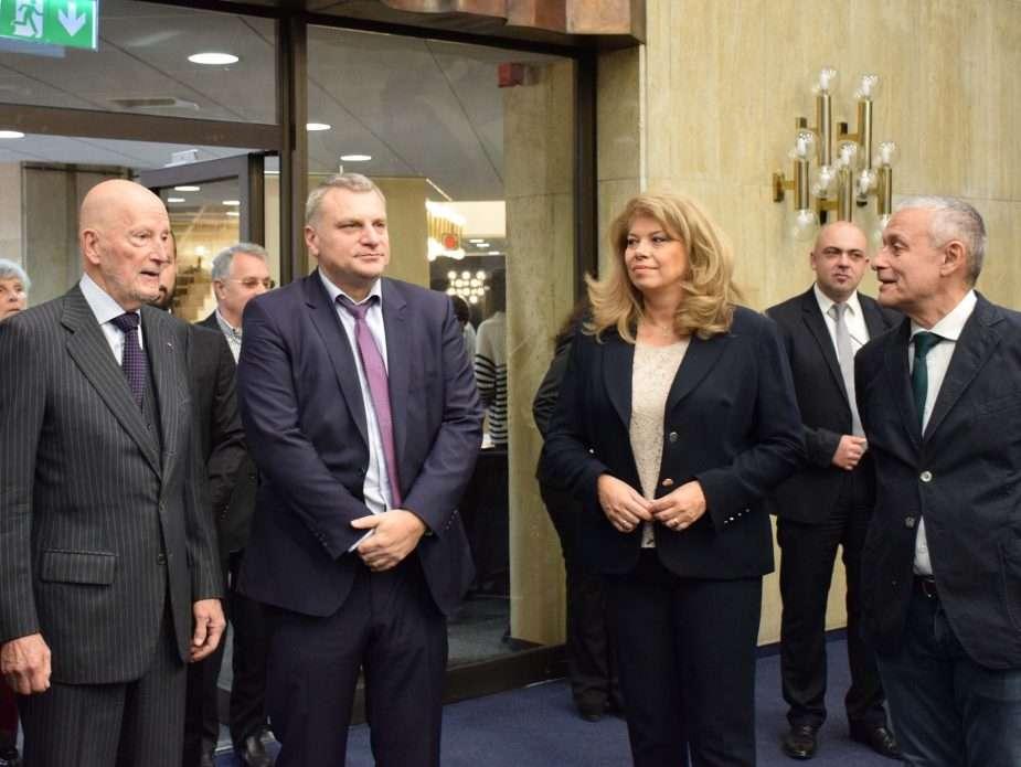 Симеон Сакскобурготски, Илиана Йотова, Петър Корумбашев,