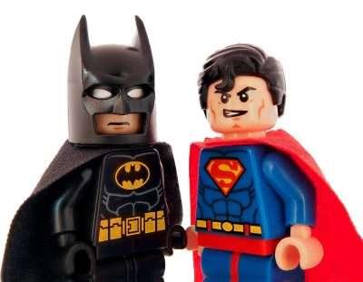 Батман и супермен са харизматични