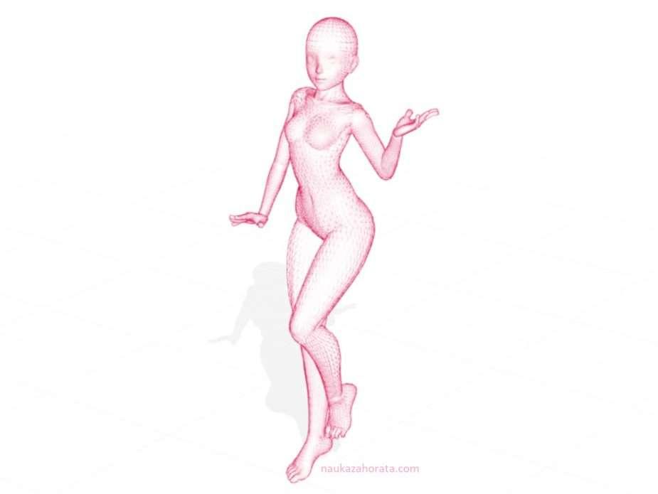 Езикът на женското тяло