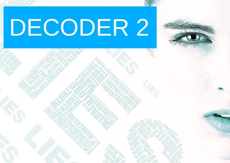 DECODER2 система за разкриване на лъжи в интимните отношения